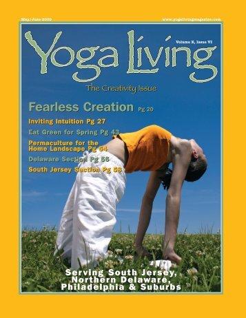 Fearless Creation Pg 20 Fearless Creation Pg 20 - Yoga Living ...