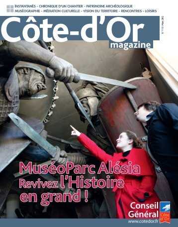 mars 2012 en PDF - Conseil général de Côte-d'Or