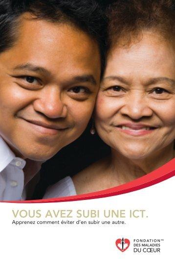 VOUS AVEZ SUBI UNE ICT. - Fondation des maladies du coeur du ...