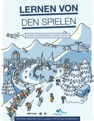 LERNEN VON DEN SPIELEN - Schulsport-Hamburg.de