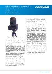 Tactical Camera System - NETNodeTCS