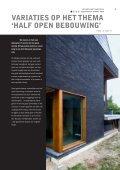 """BMB 137 : """"Variaties op het thema 'half open bebouwing' """" - Page 3"""