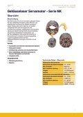 Gehäuseloser Servomotor - Serie NK - Seite 5