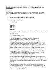 Protokoll vom 12.09.2013