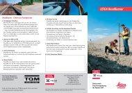 LEICA RoadRunner - Leica Geosystems