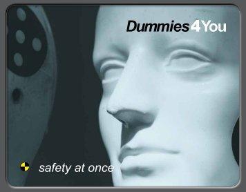 Erfahren Sie mehr über uns in unserm Folder ... - Dummies 4 You