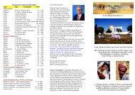 Auszug aus unserem Katalog - Bibelerlebniswelt Schönbronn
