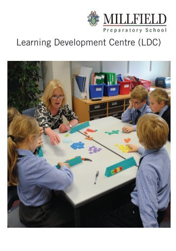 Learning Development Centre (LDC) - Millfield Prep School