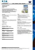 Eaton Seminarkalender 2014 - Moeller - Page 6