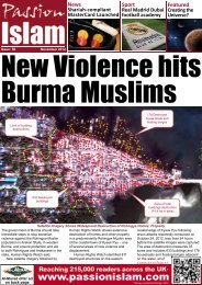 Passion islam Nov 12 32page.indd
