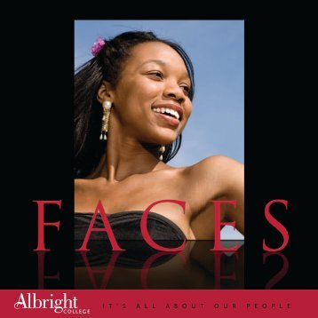 FACES 7 - Albright College