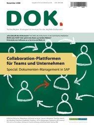 Collaboration-Plattformen für Teams und Unternehmen
