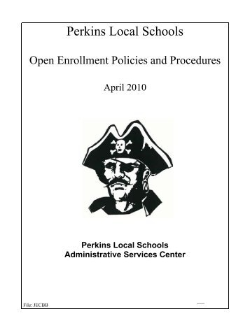 OpenEnrollmentBoard Policy.pdf - Perkins Local Schools
