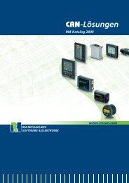 RM Katalog 2009 - RM Michaelides Software & Elektronik GmbH