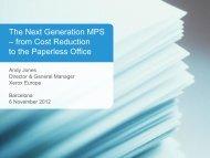 Download the Xerox Symposium presentation