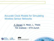 Accurate Clock Models for Simulating Wireless Sensor Networks