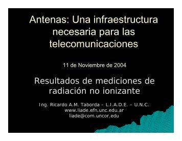 Resultados - Universidad Tecnológica Nacional
