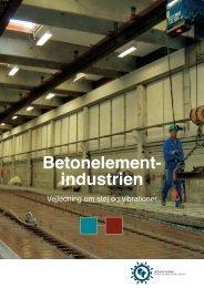 Hent Betonelementindustrien - Industriens Branchearbejdsmiljøråd