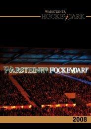 Warsteiner Hockey Park als PDF - Motive anders sehen