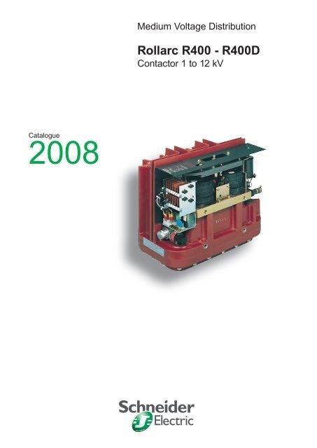 Rollarc R400 - R400D - Schneider Electric