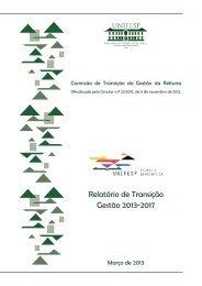 Relatório de Transição Final.indd - Unifesp