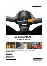 DP Montpellier Fr 2010 - Office de Tourisme de Montpellier