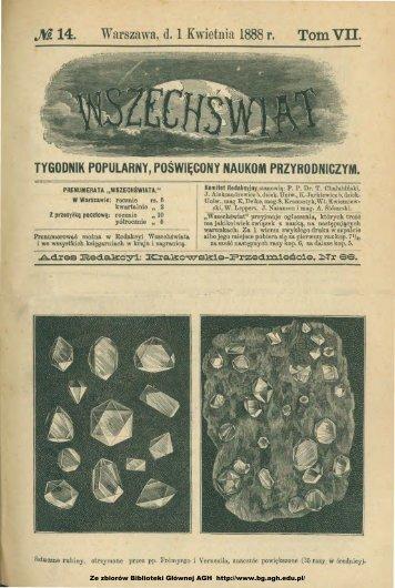Wszechświat 1888/14, str. 209-224 - AGH