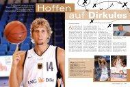 Page 1 10 Dirk Nowitzki hat der deutschen Basketball ...