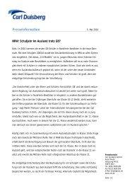Pdf-Datei dieser Pressemeldung zum ... - Carl Duisberg Centren