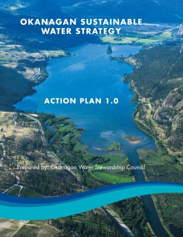 action plan 1.0 okanagan sustainable water strategy