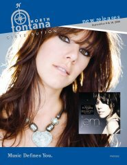 new releases - Fontana North