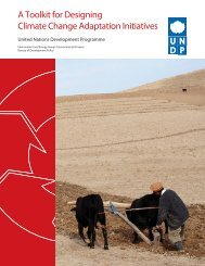 A Toolkit for Designing Climate Change ... - Share4Dev.info