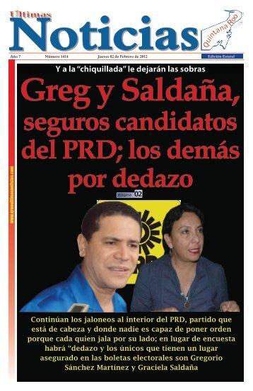 2 - Ultimas Noticias Quintana Roo