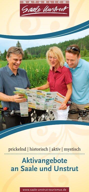 Aktivangebote an Saale und Unstrut - Saale-Unstrut-Tourismus e.V.
