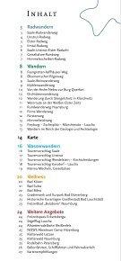Aktivangebote an Saale und Unstrut - Saale-Unstrut-Tourismus e.V. - Seite 2