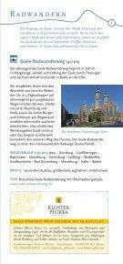Aktivangebote an Saale und Unstrut - Saale-Unstrut-Tourismus e.V. - Seite 3