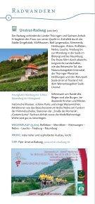 Aktivangebote an Saale und Unstrut - Saale-Unstrut-Tourismus e.V. - Seite 4