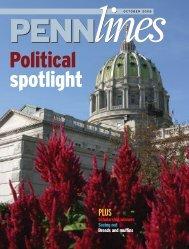 October 2008 - PREA - The Pennsylvania Rural Electric Association