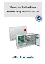 Montage- und Betriebsanleitung - tousek GmbH