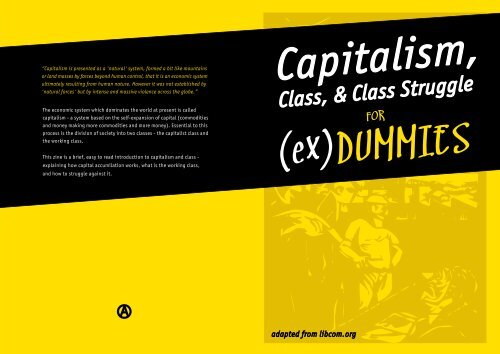 Capitalism for (Ex)Dummies - Libcom