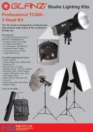 Glanz Studio Kits here - Fvextras.com