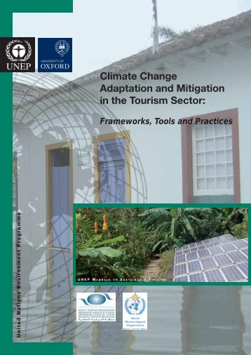 Climate Change Adaptation and Mitigation in - DTIE