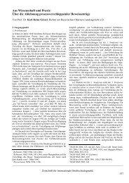 § 3 StPO lässt die Verbindung mehrerer Strafsa-chen u - ZIS
