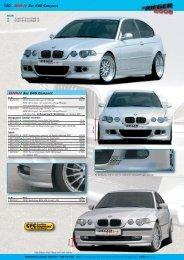 120 BMW 3er E46 Compact BMW 3er E46 Compact