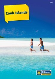 Cook Islands - Harvey World Travel