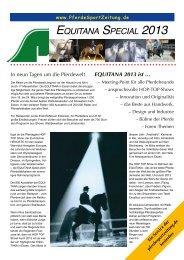 pdf equitana special 2013 - Der Spezialist für Friesen Pferde seit 35 ...