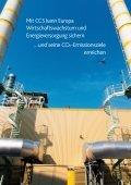 CO2-Abscheidung und -Speicherung CO2 Capture and Storage ... - Seite 2