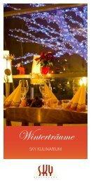 SKY Kulinarium - Über Hotelwebservice