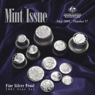 Mint Issue - May 2004 - Issue No. 57 - Royal Australian Mint