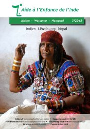 Aide à l'Enfance de l'Inde